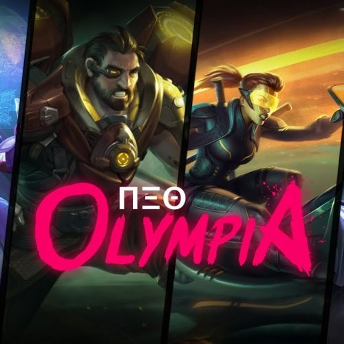 SMITE gets a cyberpunk update with Neo Olympia