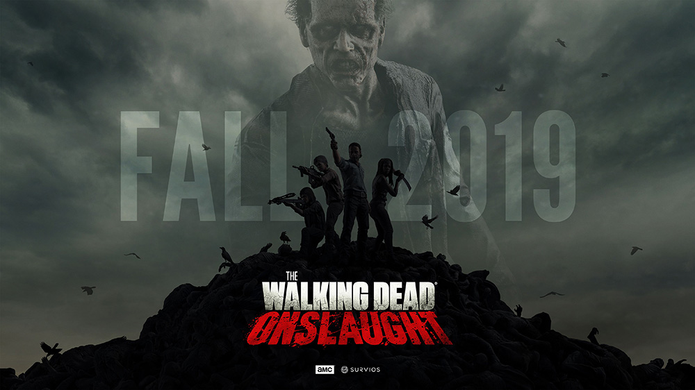 The Walking Dead VR game unveiled