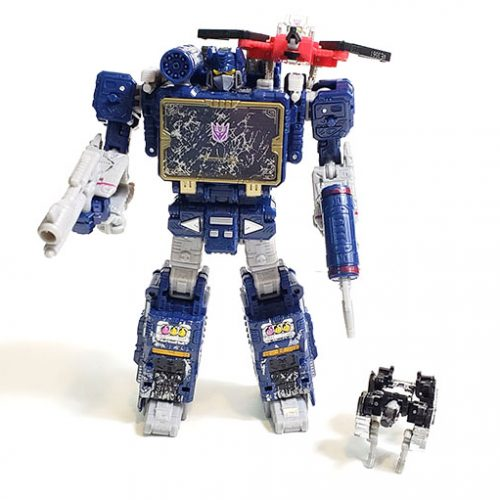 Transformers 35th Anniversary Autobots and Decepticons collection