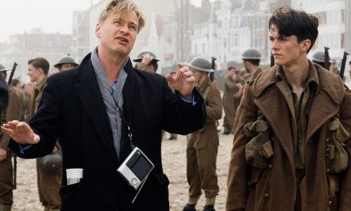 Christopher Nolan's upcoming movie is titled Tenet