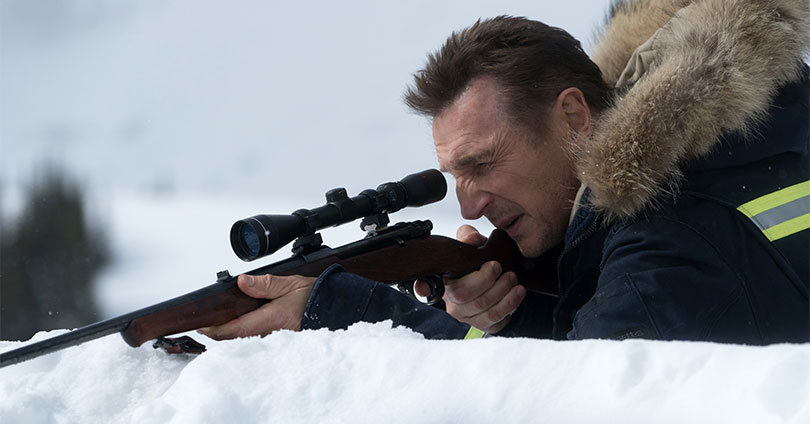 Cold Pursuit - Liam Neeson