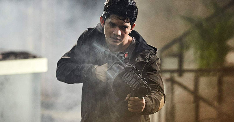 Triple Threat - Iko Uwais