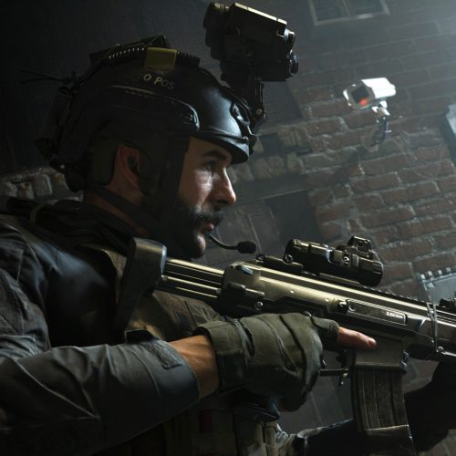 Activision announces new Call of Duty: Modern Warfare for October release