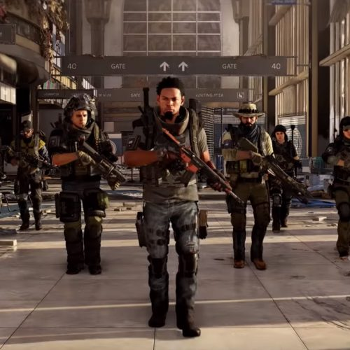 The Division 2's 8-player raid, Operation Dark Hours, is finally coming this week