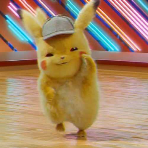 Watch Pikachu dance for over an hour and a half in 'leaked' video from Ryan Reynolds