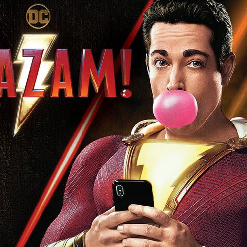 Shazam! coming to 4K, Blu-ray and DVD on July 16