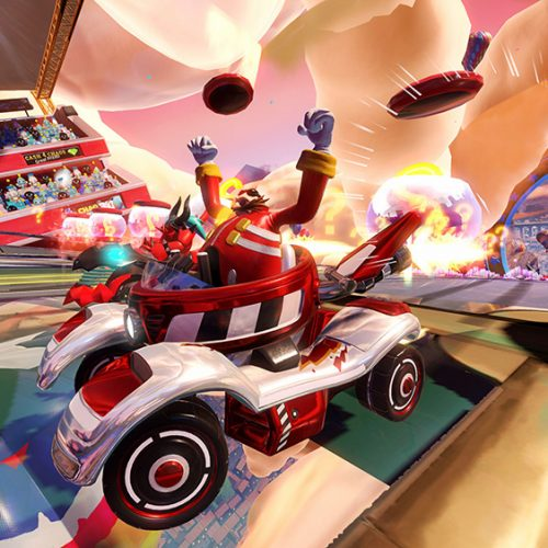 Sonic Team Racing now available for consoles and PC