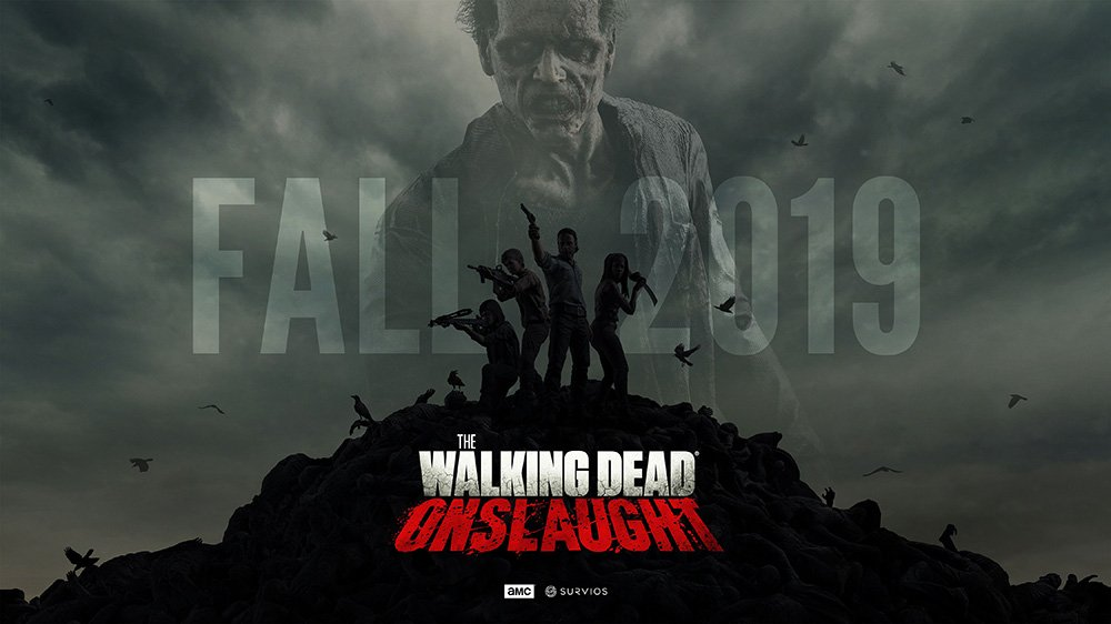Survios The Walking Dead Onslaught