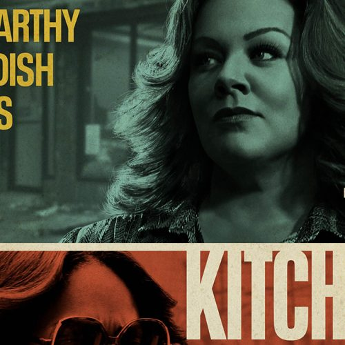 Melissa McCarthy, Tiffany Haddish, and Elisabeth Moss are gangsters in The Kitchen trailer