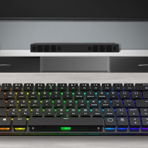 Cooler Master SK621 Mechanical Wireless Keyboard (Review)