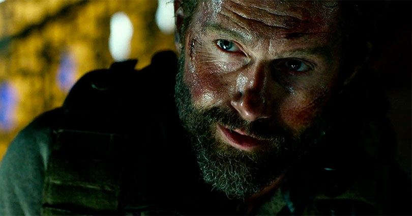 13 Hours: The Secret Soldiers of Benghazi - James Badge Dale
