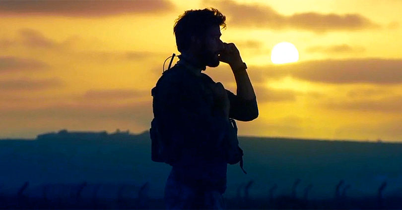 13 Hours: The Secret Soldiers of Benghazi - John Krasinski