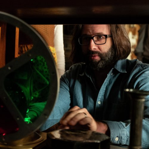 Interview: Gary Dauberman on Annabelle Comes Home and Swamp Thing