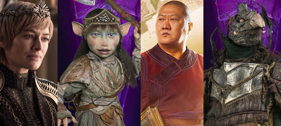 Benedict Wong Lena Headey Dark Crystal The Dark Crystal: Age of Resistance