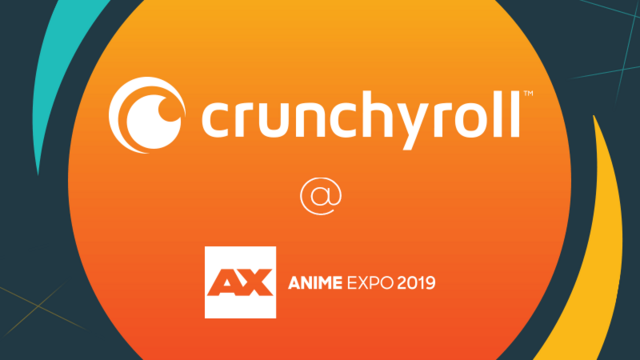 Crunchyroll heads to Anime Expo 2019 with panels