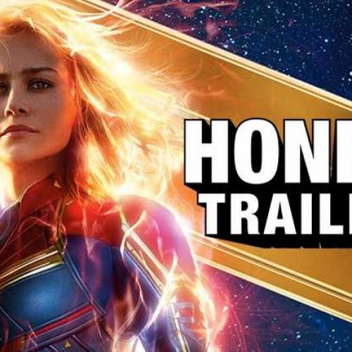 Captain Marvel gets an Honest Trailer