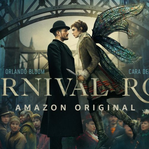 Amazon' fantasy series, Carnival Row, gets teaser trailer starring Orlando Bloom and Cara Delevingne
