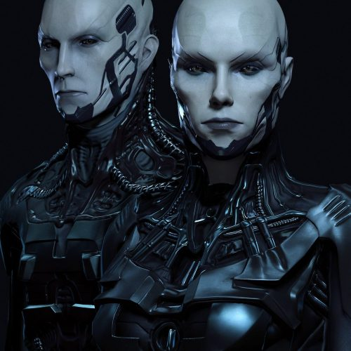 Alien army invades EVE Online players, and onlookers are loving it