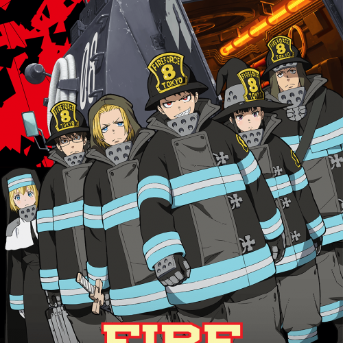 Crunchyroll adds heat to its summer simulcast with Fire Force