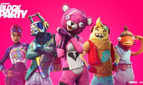 Millions raised for charity at Fortnite Summer Block Party