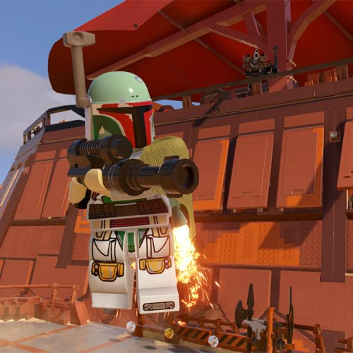LEGO Star Wars: The Skywalker Saga is having a big overhaul in gameplay