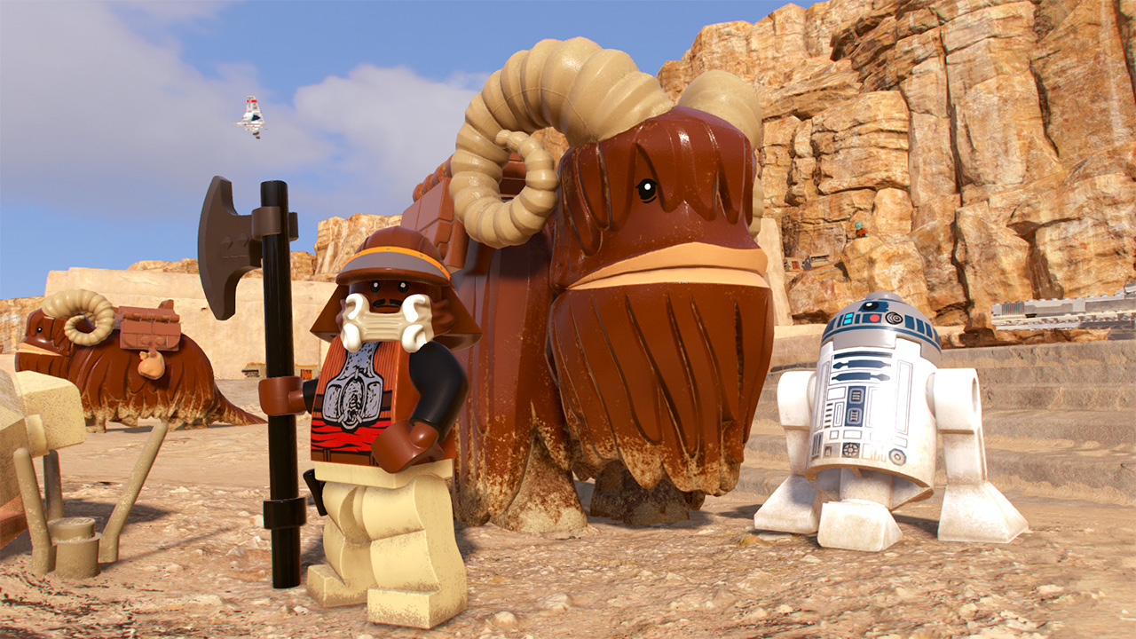 Lego Star Wars The Skywalker Saga Is Having A Big Overhaul In Gameplay Nerd Reactor