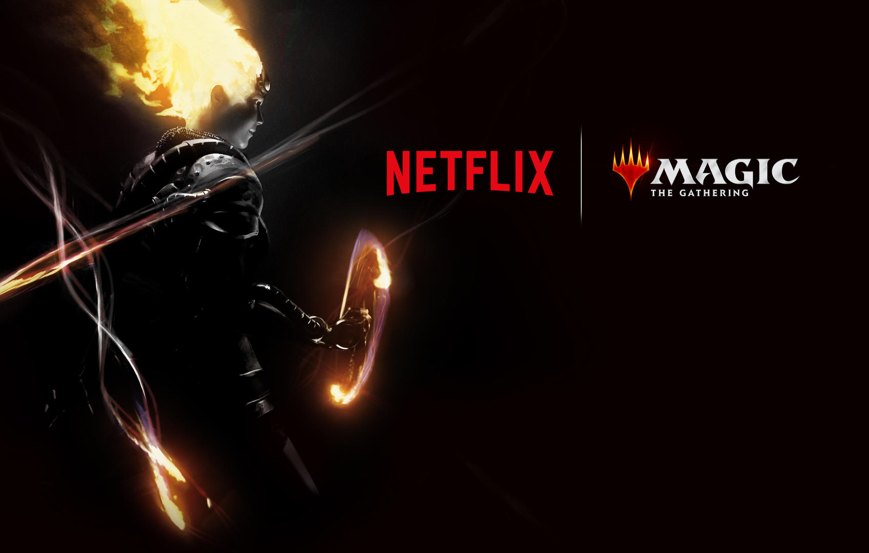 Magic The Gathering Netflix Tease_Splash Magic: The Gathering