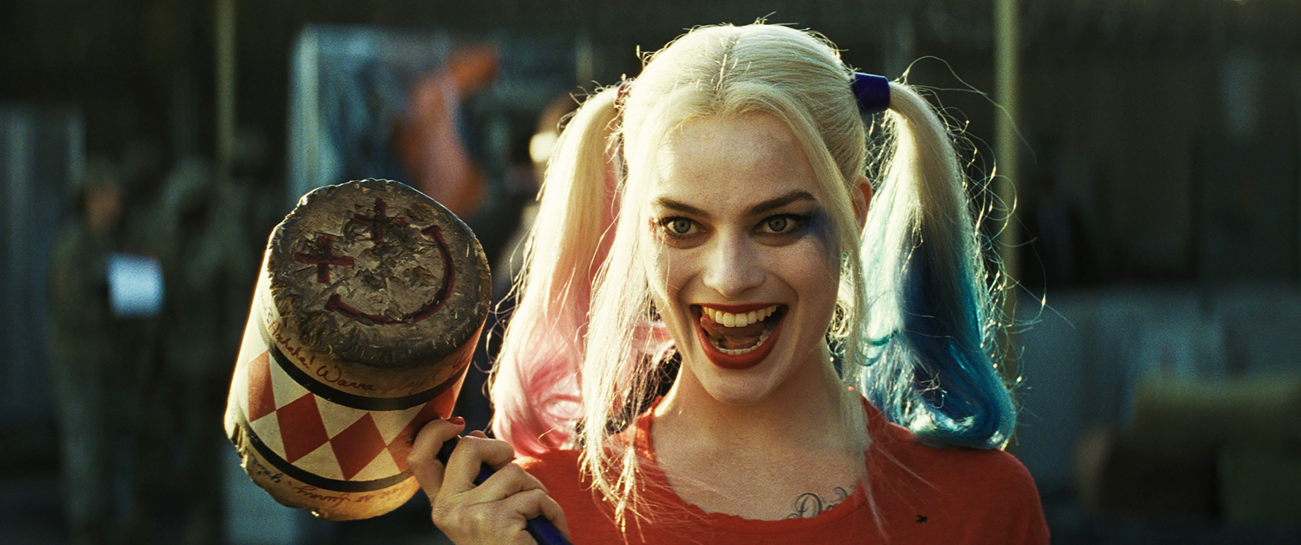 Margot Robbie Suicide Squad Harley Quinn Birds of Prey