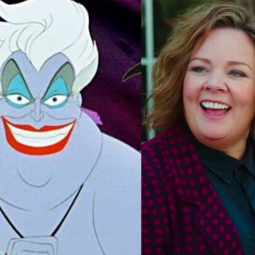 Melissa McCarthy in talks for Ursula in live-action The Little Mermaid remake