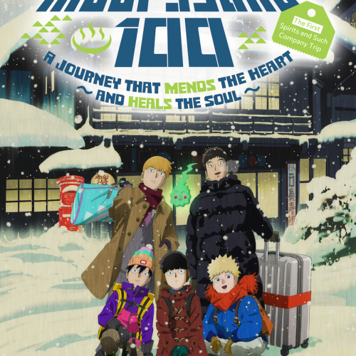 Mob Psycho 100 II OVA to premiere at Crunchyroll Expo 2019