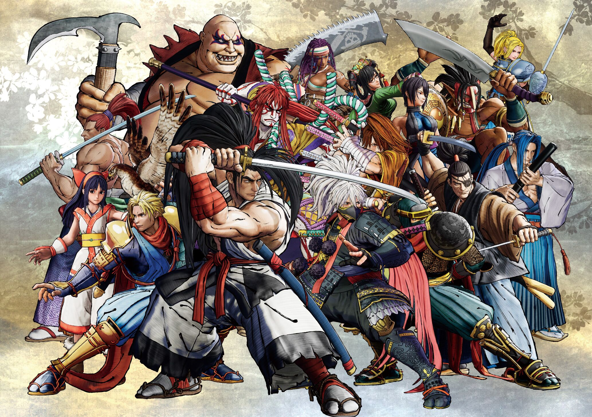 New Samurai Shodown game is now available on PS4 and Xbox One - Nerd