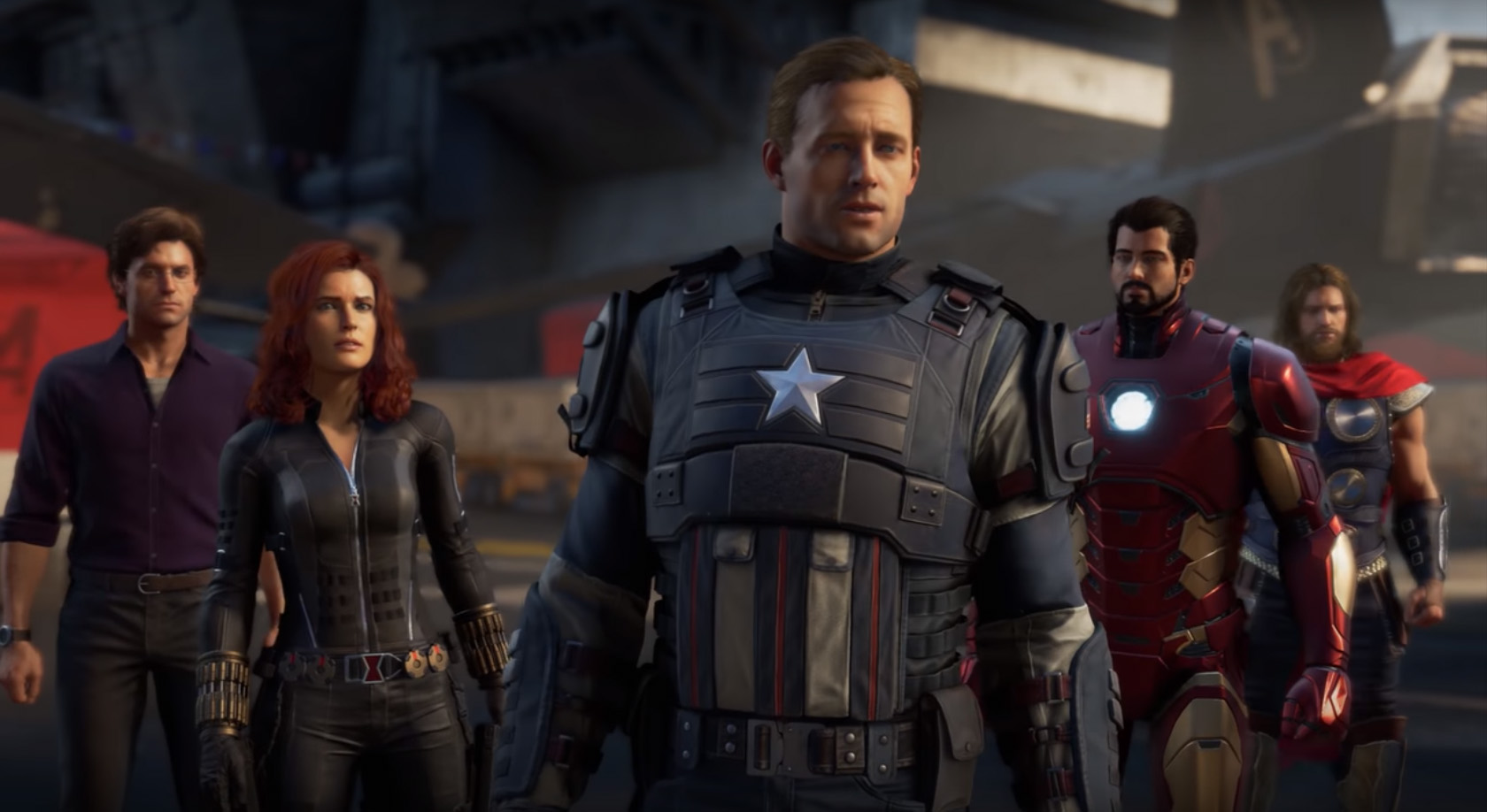 Square Enix Crystal Dynamics Marvel's Avengers