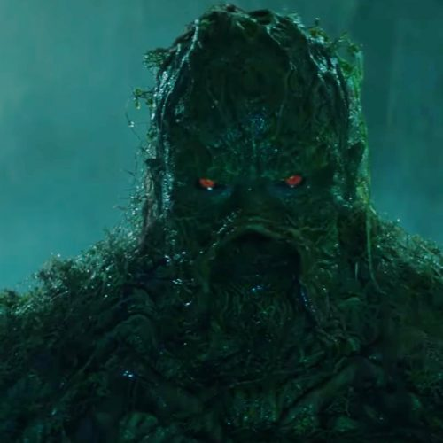 Writer Gary Dauberman on Swamp Thing: I'm just really disappointed that it was canceled