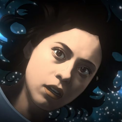 Amazon's first adult animated series, Undone, stars Rosa Salazar