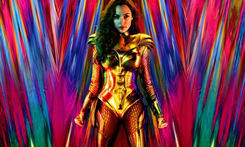 Director Patty Jenkins releases new Wonder Woman 1984 poster