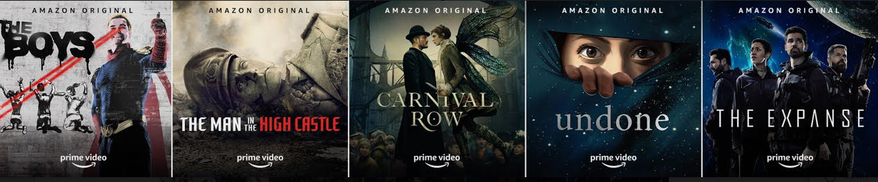 amazon prime video banner sdcc 2019