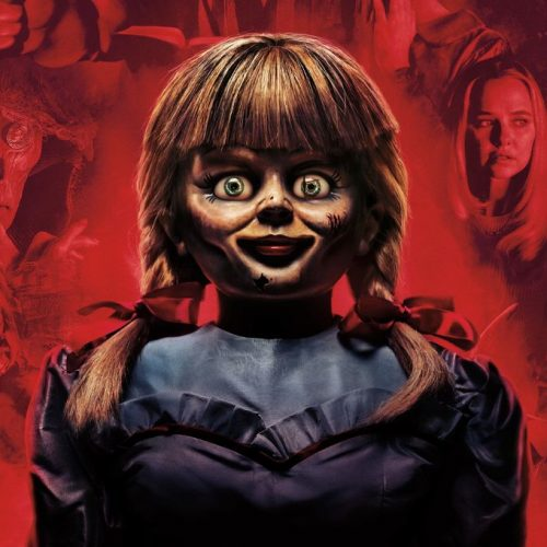 Annabelle Comes Home traveling truck features artifacts inspired by the film