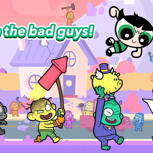 The Powerpuff Girls: Monkey Mania launcher game coming this fall