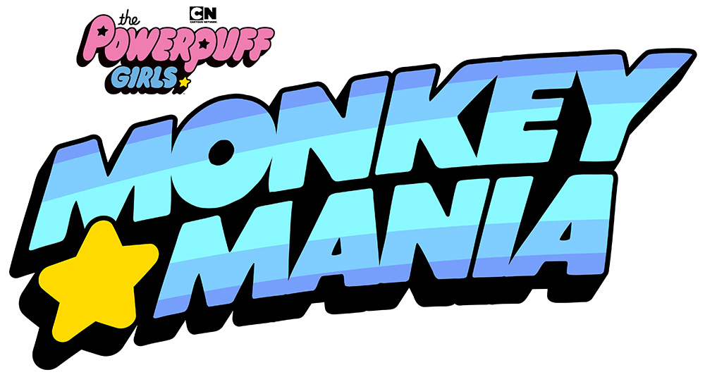 The Powerpuff Girls: Monkey Mania