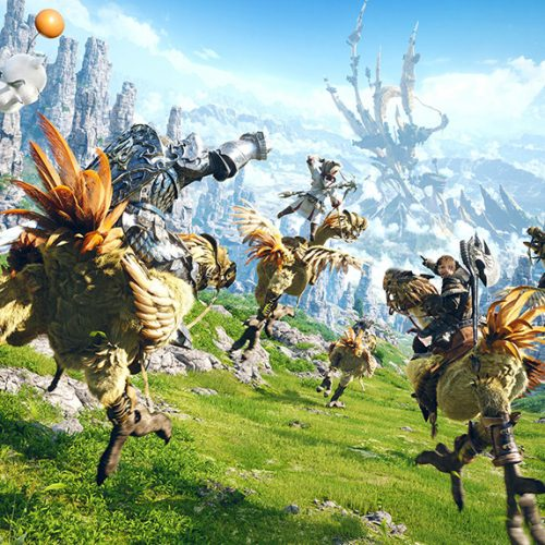 Sony to produce live-action Final Fantasy XIV series