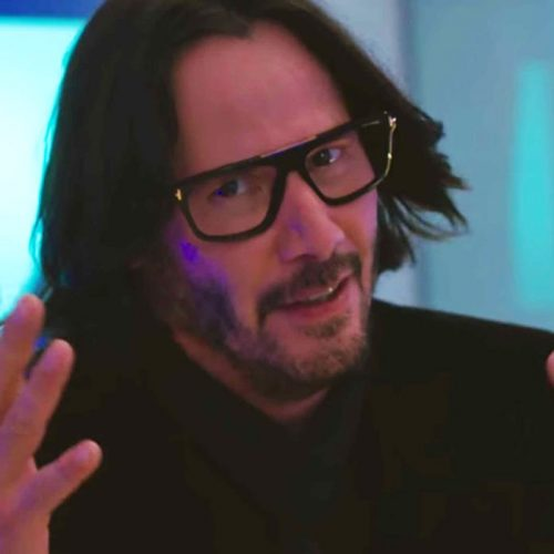 Keanu Reeves rumored to join Marvel's The Eternals with Angelina Jolie