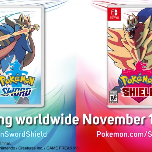 Pokemon Sword and Pokemon Shield release later this year