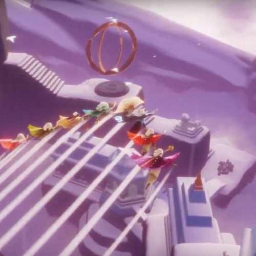 Thatgamecompany's Sky is what happens when you combine Flower and Journey
