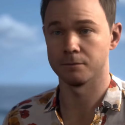 Shawn Ashmore on new horror game, The Dark Pictures Anthology: Man of Medan