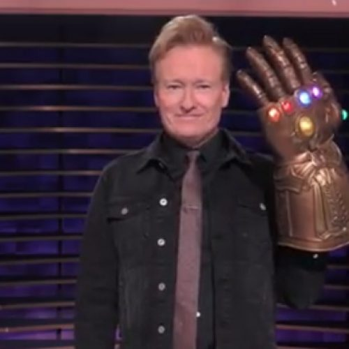 Conan O'Brien announces return to San Diego Comic-Con 2019