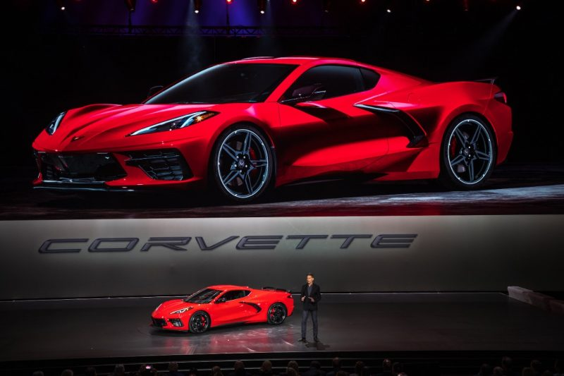 Chevrolet Corvette Stingray Preview