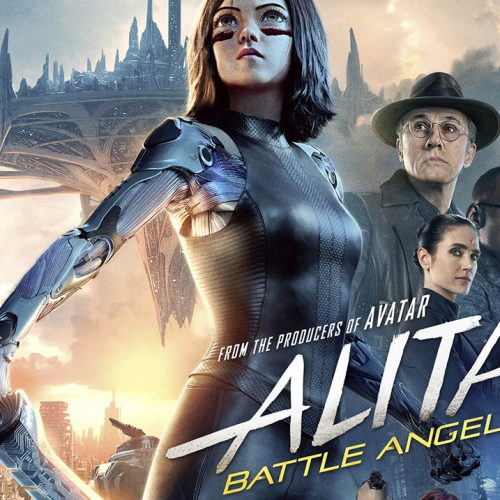 Alita: Battle Angel Blu-ray review