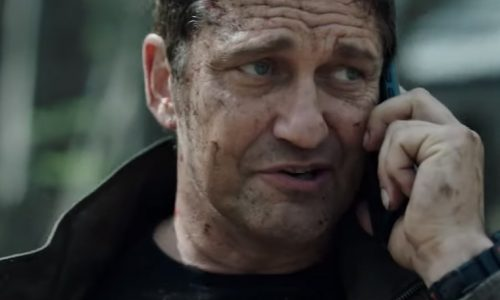 Gerard Butler to save the president again in new Angel Has Fallen trailer