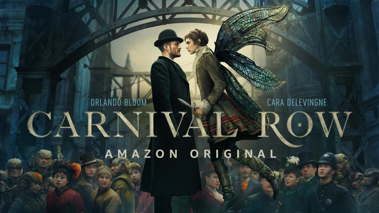 Carnival Row Key Art