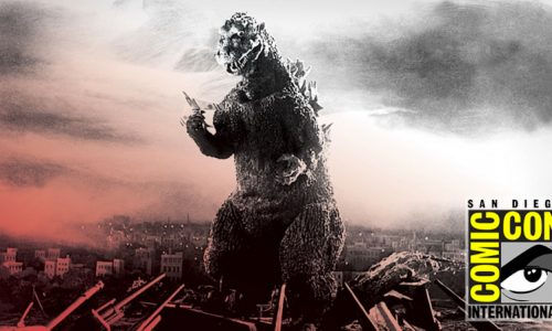 SDCC: Will the real Godzilla please show up?